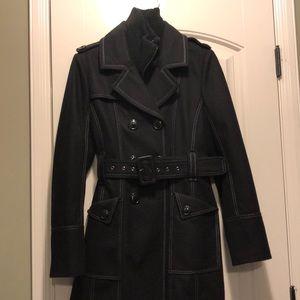 Women's winter trench coat
